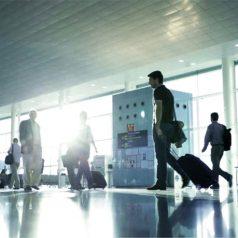 Nośniki na lotniskach